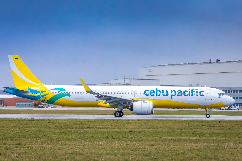 Cebu Pacific A321neo