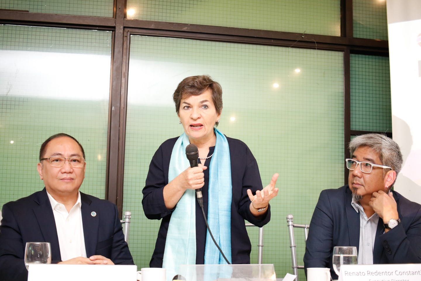 christiana figueres philippines