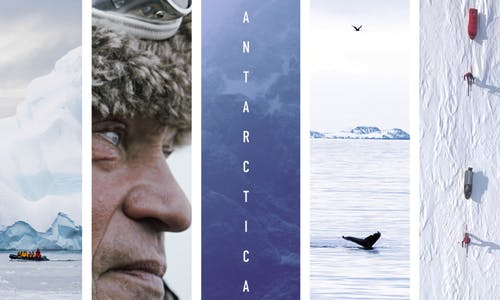 Antarctica documentary tells climate change story through Asian lens