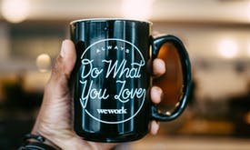 WeWork goes meat-free 'to leave a better world'