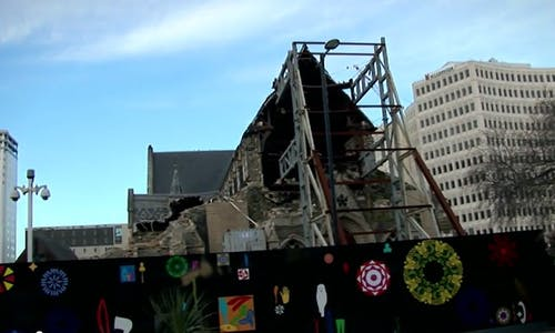 Christchurch documentary puts the spotlight on resilient cities