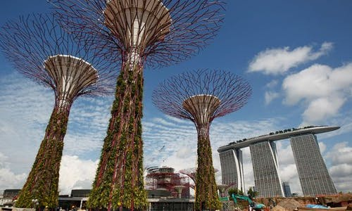Green building accelerating across the globe as awareness spikes