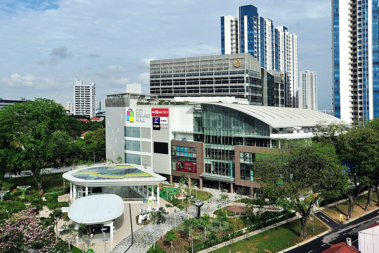 CDL city square mall