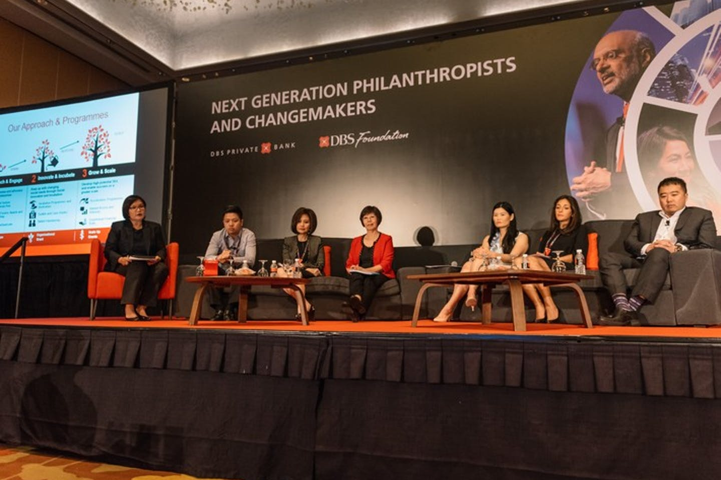 Panelists of Clinic 5 at the DBS Asian Insights Conference 2016