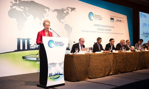 Convening water science, strategies and solutions