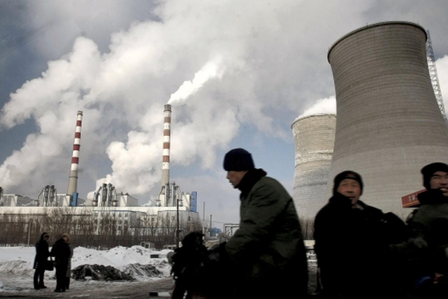 No to coal in China