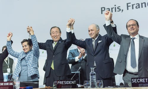 Paris Agreement signed. Now what?