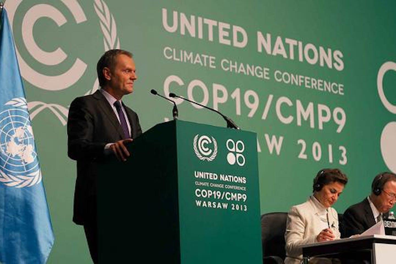 COP 19 Warsaw talk