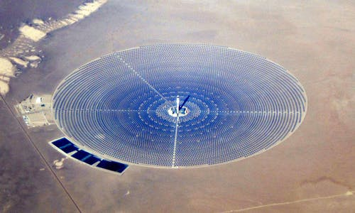Is UAE leading the way for concentrated solar power in the Gulf?