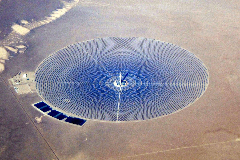 crescent dune solar