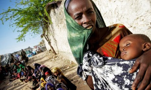 New report identifies 27 countries heading for Covid-19-driven food crises