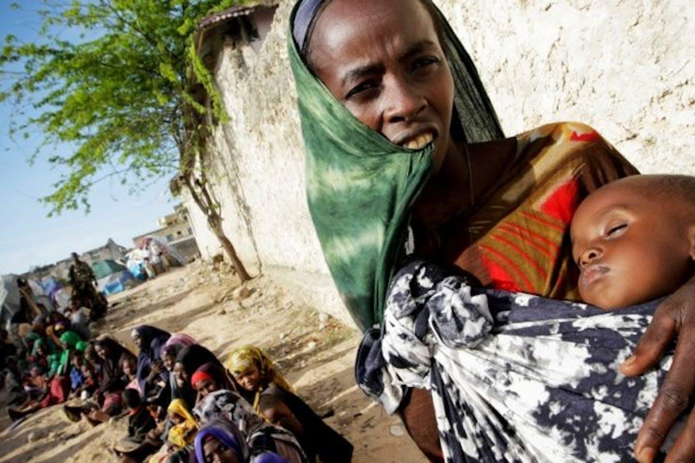 Somali hunger
