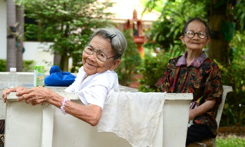 How can smart buildings help an ageing Asia?