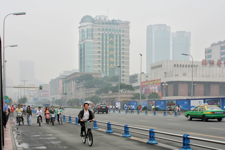 bikelanes cn