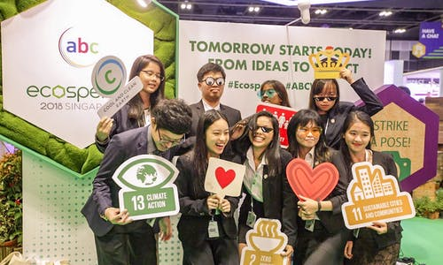 Environmental issues are top priority for Asia's youth
