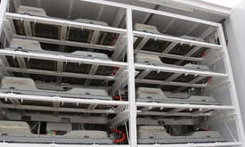 Dead EV batteries may get second life as solar storehouses