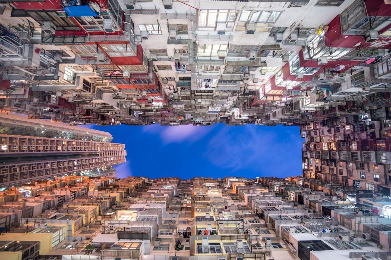 Hong Kong urban liveability