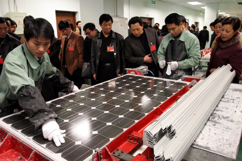 solar panels china2