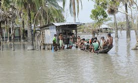 Thorny issue of who will pay for climate damage simmers at UN talks
