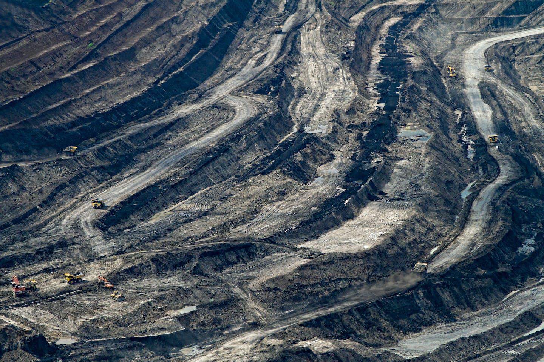 coal mine, south Kalimantan 1
