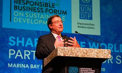 Don't be spectators: UNDP boss calls on corporates to act on climate