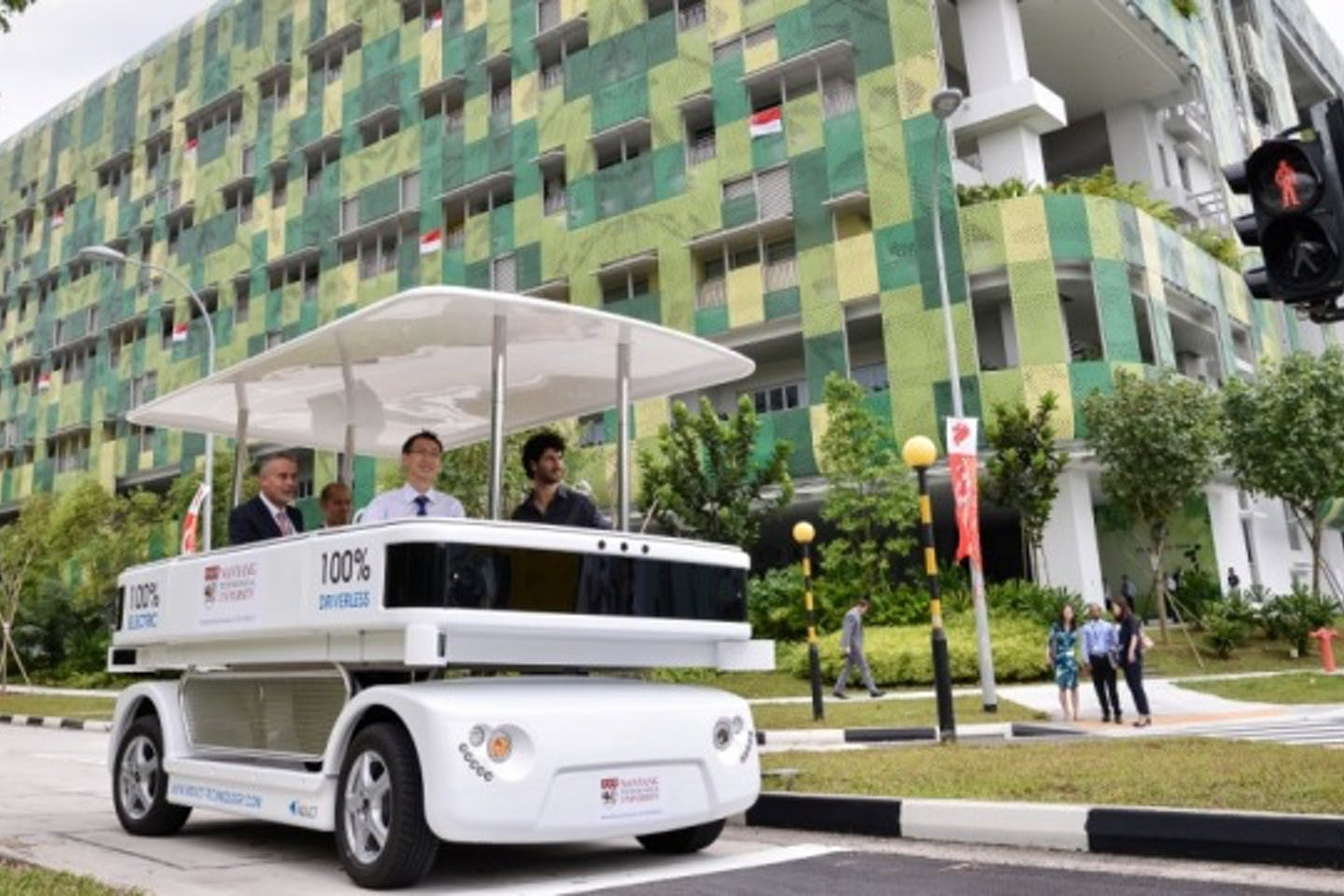 driverless in spore
