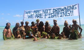 EU to help Pacific states tackle climate change