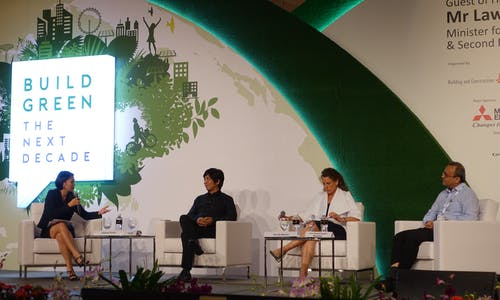 Green building leaders set out vision for the industry's next decade