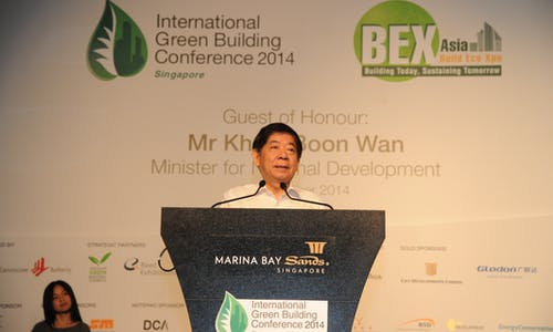 Singapore unveils new green building master plan