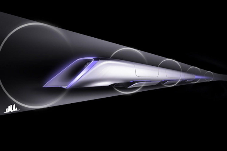 Tesla's Hyperloop