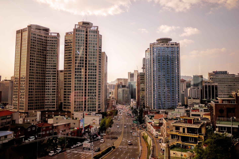 Seoul Carbon Footprint