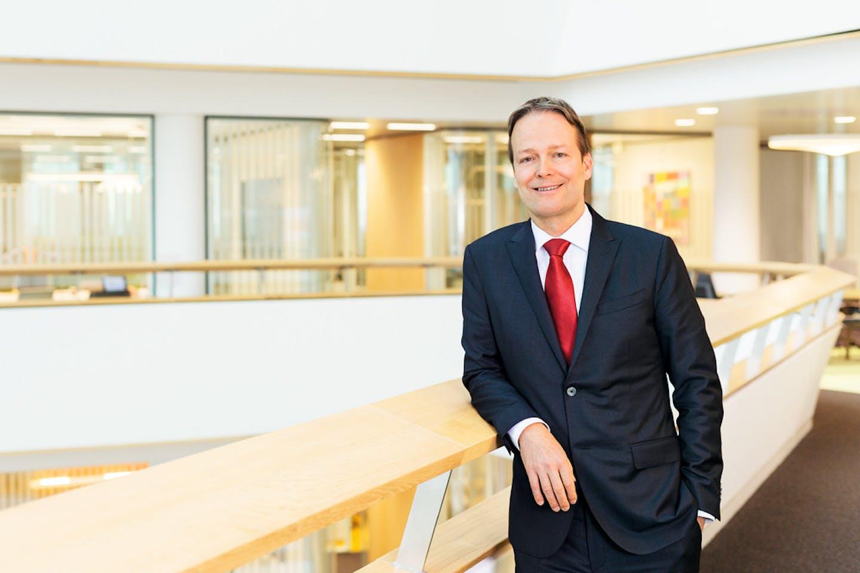 AkzoNobel CEO Ton Buchner