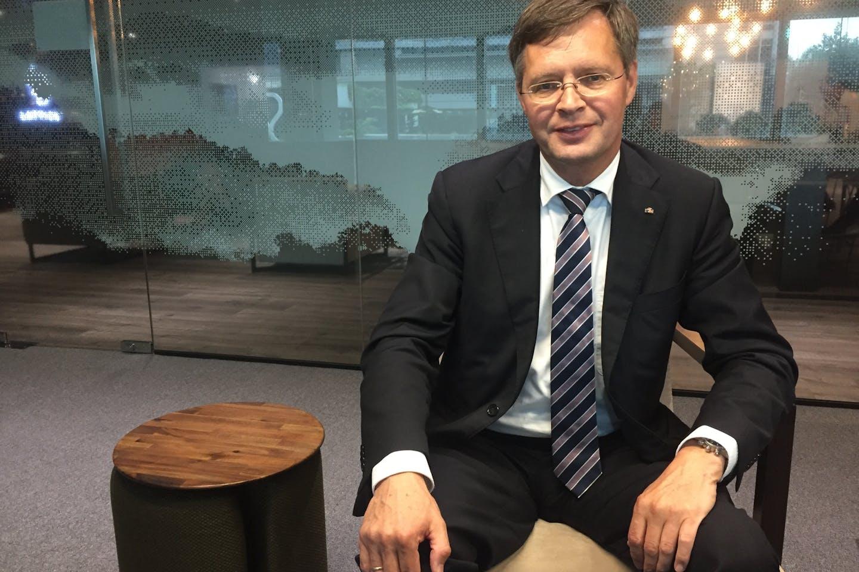 Jan Peter Balkenende in Singapore - September 2017