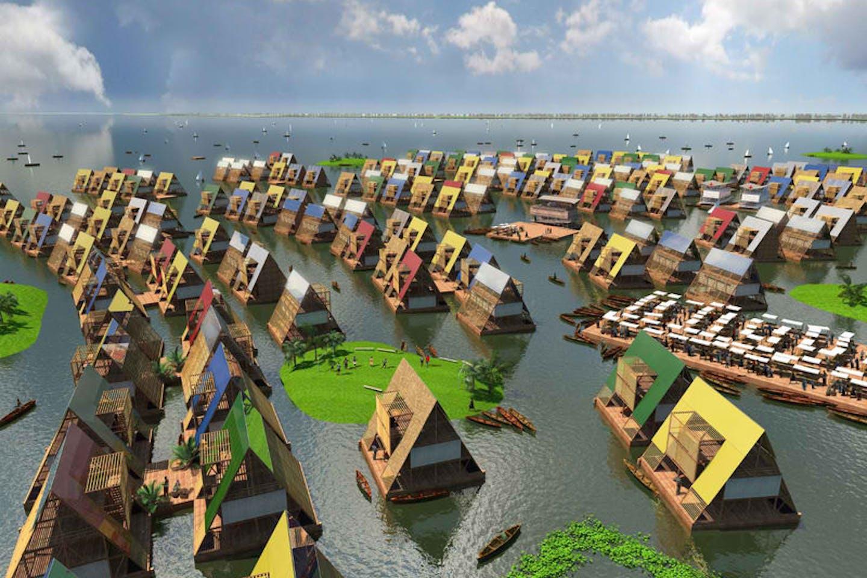 floating homes nigeria