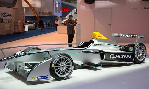 Could Formula E ever rival Formula 1?