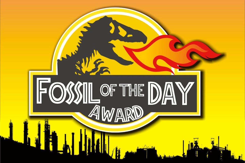 fossil day award
