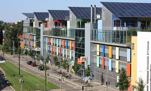 Building inclusive green cities