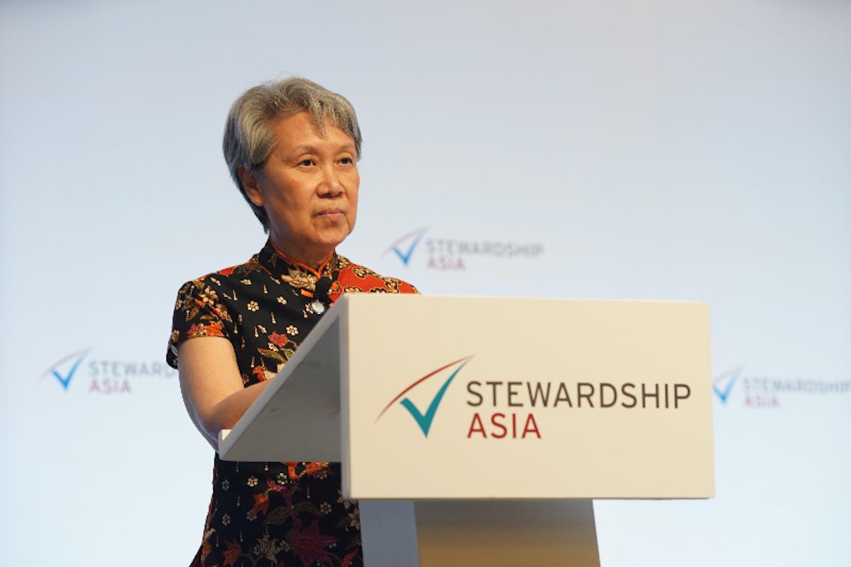 Temasek executive director and chief executive officer Ho Ching