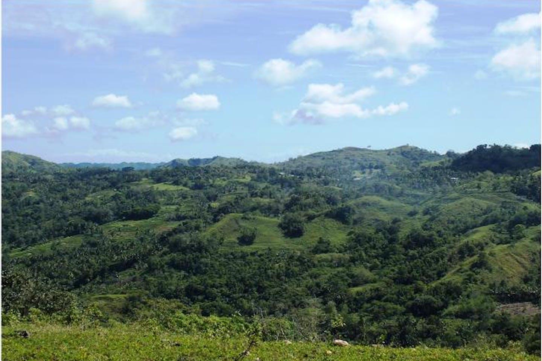 Gabayan watershed Bohol