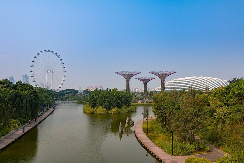 Garden city, Singapore