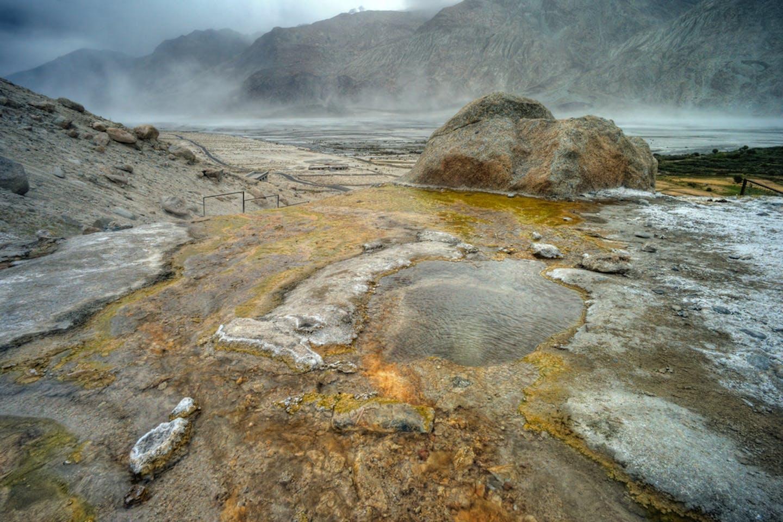 geothermal potential himalaya