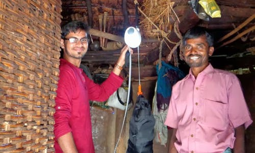 Cheaper than solar: How lifting a weight can light up the world