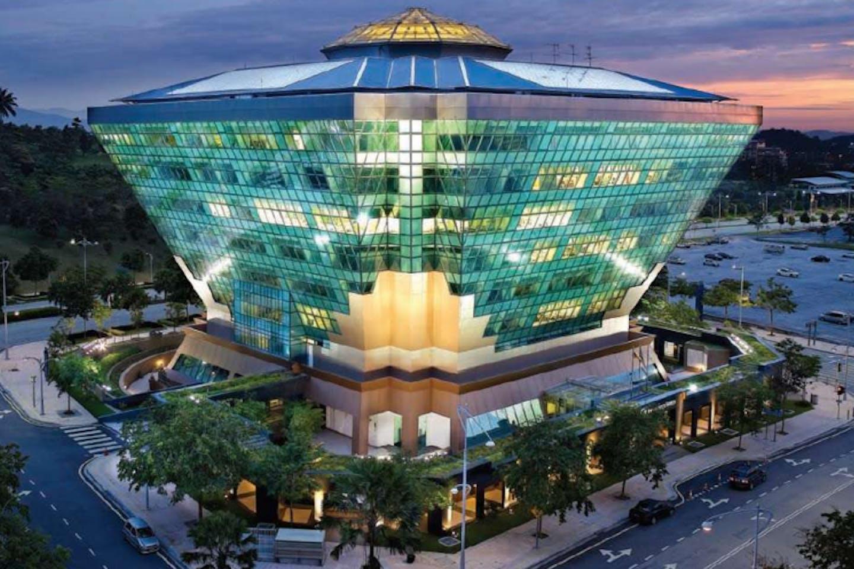 ST Diamond Building, Putrajaya, Malaysia
