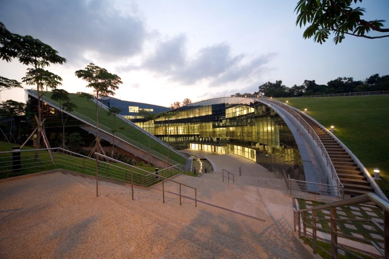 ntu green roof