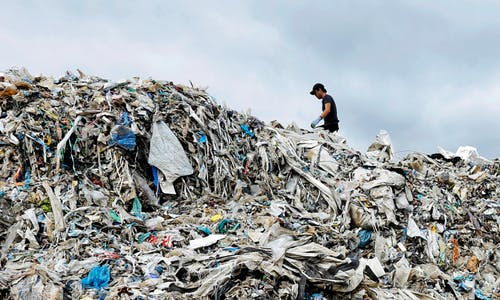 Malaysia—the new dumping ground for the world's plastic waste