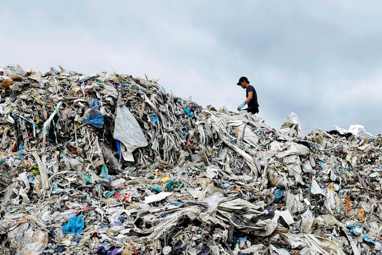 Greenpeace investigation into plastic waste in Malaysia