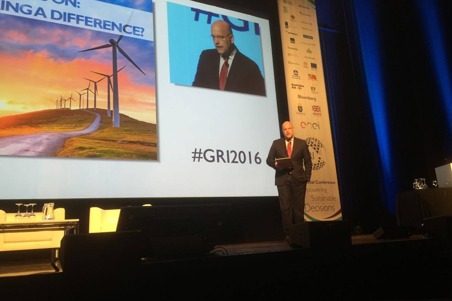 GRI conference