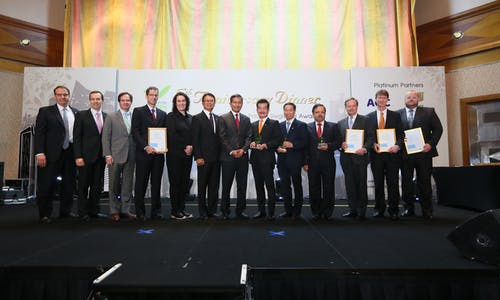Green building leadership awards for Keppel, CDL