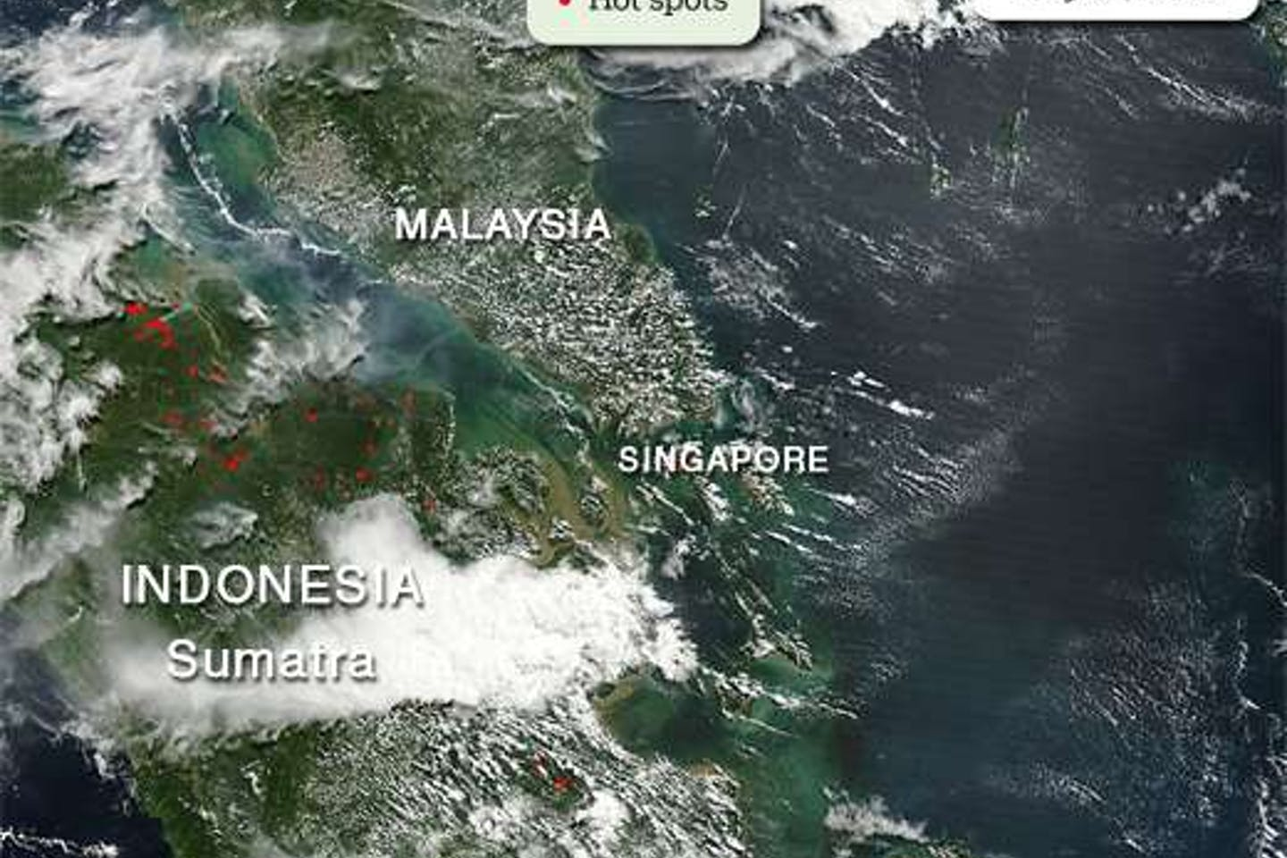 haze monitoring