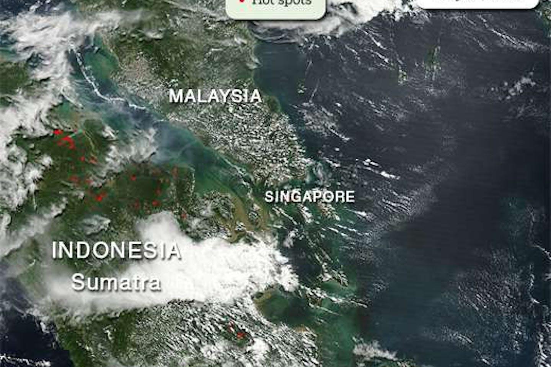 haze monitoring